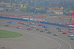 4 Wide Racing (cjacobs53) Tags: auto california car club race speed fast nascar jacobs fontana rancho speedway cucamonga jacobsusa