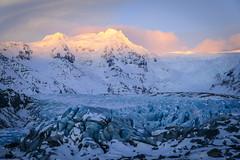 Svnafellsjkull glacier (D-Niev) Tags: iceland visipix