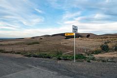 NO (Andrew_Dempster) Tags: sign landscape au australia sa southaustralia nothroughroad sellicksbeach sellickshill noturnaroundpoint