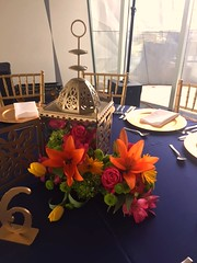 peterson-singh-wedding (5) (FestivitiesMN) Tags: wedding walker walkerartcenter centerpieces 2016 floralcenterpiece apriil navylinen weddingfloral rebeccapeterson chiavarichairs goldcharger petersonsingh