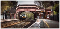Model Subject (78XX Manor) Tags: diesel locomotive worcestershire hagley passengertrain chilternrailways class68 hagleystation