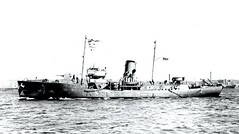 HMCS Chambly (DRGorham) Tags: corvette hmcs rcn royalcanadiannavy