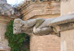 Gargoyles, Tortosa cathedral (Marlis1) Tags: spain cathedral gothic catalunya gargoyles gargouille tortosa gargolas marlis1 tortosacataluñaespaña panasonicfz1000 cathedraltortosa