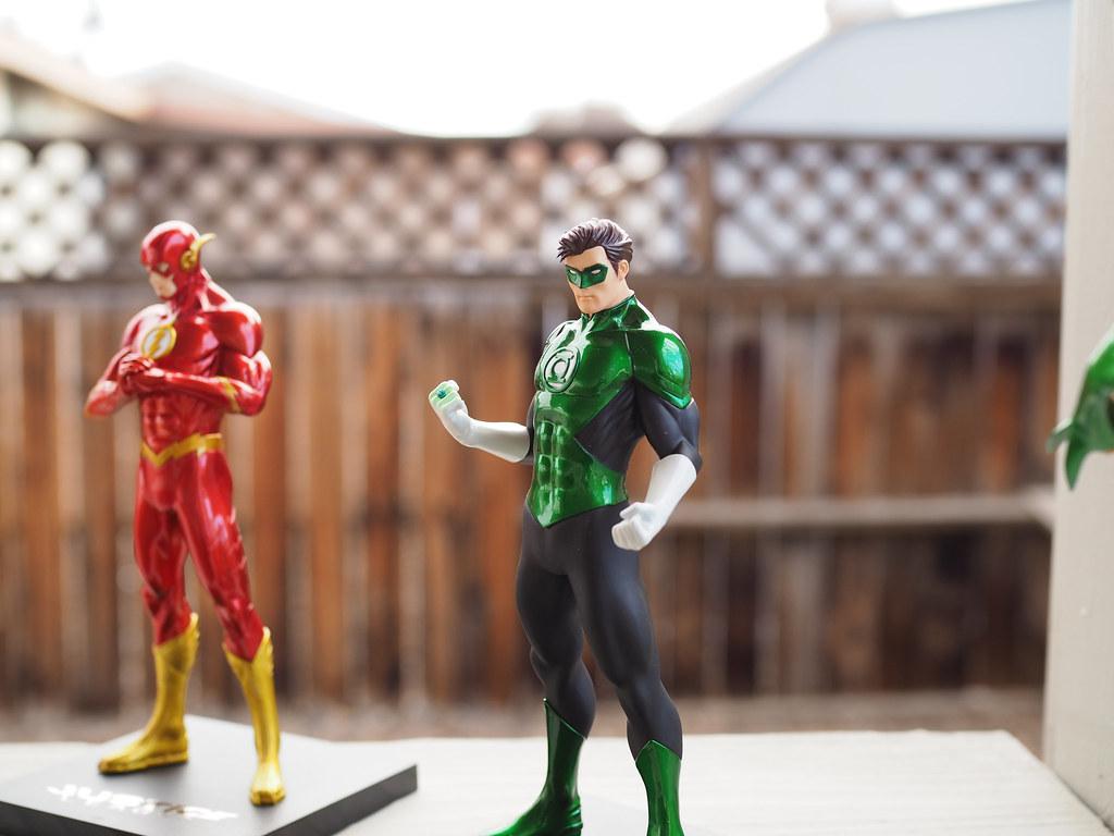62581abd820 Justice League Green Lantern (PanzerVor) Tags: new green statue comics  justice dc jordan