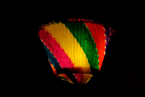 Farolito Navideño/Christmas little street lamp