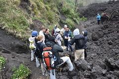 _DSC0630 (lnewman333) Tags: latinamerica volcano highlands guatemala antigua marshmallows centralamerica pacaya lavarocks activevolcano roastingmarshmallows volcanpacaya