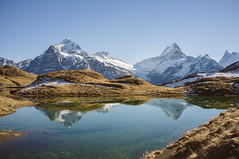 Bachalpsee (Photolation) Tags: lake color nature grindelwald bachalpsee