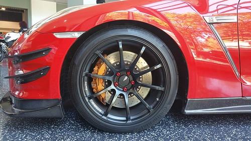 Nissan GTR Advan RS