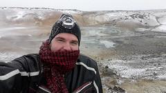 Surprisingly Chilly at Hot Springs! (Toni Kaarttinen) Tags: november winter boy holiday man guy island iceland islandia adventure experience hotsprings islande izland islanda islndia ijsland islanti islando islndia