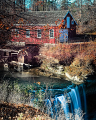 Morningstar (19 of 23).jpg (rangerblue32) Tags: nature water landscape waterfall decew