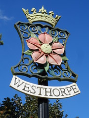 Westhorpe (The original SimonB) Tags: suffolk samsung september 2015 villagesigns wb150