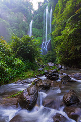 Sekumpul Waterfall (Budi Astawa) Tags: nature water river landscape waterfall waterscape sawan singaraja buleleng