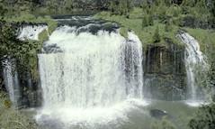 Millstream Falls: Mini-pano
