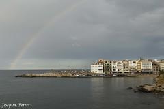 ARC DE SANT MART (Catalunya, ) (perfectdayjosep) Tags: arcoiris rainbow catalunya catalua lescala katalonien catalogne altempord arcdesantmart perfectdayjosep