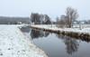 Snow in Harkstede (koos.dewit) Tags: winter snow canon thenetherlands groningen 2016 harkstede 1740mml canon6d koosdewit koosdewitnl
