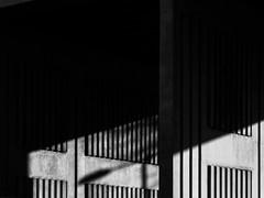 Duality (Mr sAg) Tags: road bridge blackandwhite bw abstract lines manchester mono university shadows traffic structure shadowplay dual mundane dualcarraigeway diagnals shadowofastreetlamp mrsag deadshadows simonharrison