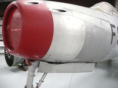 """Republic F-84 Thunderjet 6 • <a style=""""font-size:0.8em;"""" href=""""http://www.flickr.com/photos/81723459@N04/24381916979/"""" target=""""_blank"""">View on Flickr</a>"""