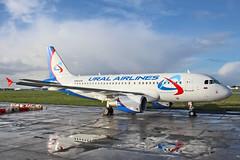 A319-111 N904FR (VP-BBG) URAL AIRLINES (shanairpic) Tags: shannon a319 jetairliner airbusa319 n904fr uralairlines vpbbg eirtech