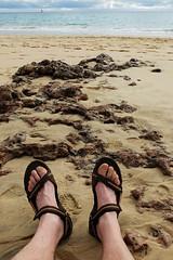 DSCF5631 (FredrikBeskow) Tags: strand islands sand fuerteventura canary morro kanariearna jandia jable