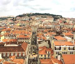 Bom dia Lisboa! ;) #bomdia #lisboa #goodmorning #morning #lisbon #portugal #Europe #ontour (beloschuk) Tags: skyline square squareformat iphoneography instagramapp uploaded:by=instagram