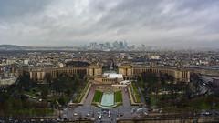 DSC_7106 (Afrobandit252) Tags: paris tower girl rain downtown tour eiffel sacre couer effeil