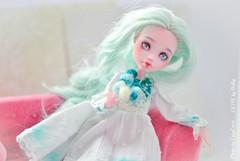 Mint_Laura-60 (lucylacri) Tags: monster high doll sweet ooak mint vanilla mh mattel repaint reroot draculaura