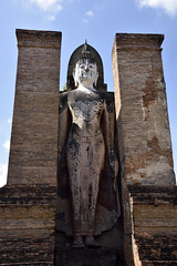 _GRL7618 (TC Yuen) Tags: architecture thailand ruins asia southeastasia buddha unesco worldheritage norththailand ancientcapital