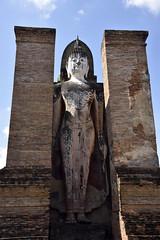 _GRL7618 (TC Yuen) Tags: architecture thailand ruins asia southeastasia buddha unesco worldheritage norththailand ancientcapital