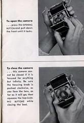 Kodak Retina IIa Camera - Page 3 (TempusVolat) Tags: camera vintage print graphic kodak pages instructions guide manual printed gareth retina tempus kodakretina iia retinaiia volat wonfor mrmorodo garethwonfor tempusvolat