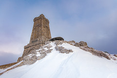 20160123_WES_0048 (Veselin Bonev) Tags: winter cold sunrise bulgaria shipka kazanlak