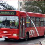 Plymouth Citybus 023 R123OFJ thumbnail
