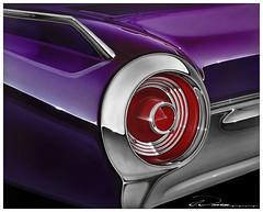 62 Ford Thunderbird