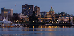 DSC_6466.jpg (Cameron Knowlton) Tags: ocean sunset seascape canada reflection water reflections landscape harbor landscapes nikon long exposure bc seascapes harbour dusk sunsets victoria inner innerharbor innerharbour d610