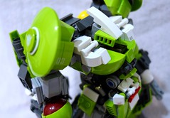 gcoref04 (chubbybots) Tags: lego armored core mech moc