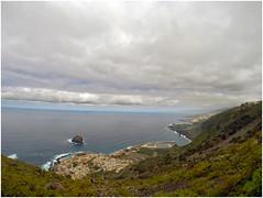 12 (Gumundur Rbert) Tags: red sea sun mountain mountains water training island cycling climb climbing cube tenerife shimano bjartur sram zipp tene c68 gopro litening