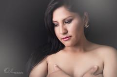 dream (Olam fotografia by Helard Guzmán) Tags: 50mm nikon dream sueños linda neblina mirada piel pensativa