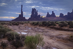 Monument Valley Trails (Greatest Paka Photography) Tags: travel arizona nature rock utah desert spire nativeamerican totempole geology navajo monumentvalley americanindian reservation tribalpark nightwayceremony yeibicheirocks