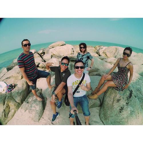 Here we are at Hua Hin beach...  #travels #traveler #travelers #travelblog #travellers #travelling #traveller #travelgram #travelingram #travelogue #instatravel #igtravel #travelawesome #traveldiaries #travelstoke #traveladdict #travelpics #traveltheworld