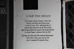 Queen's Head (Pinner) History (Snappy Pete) Tags: uk greatbritain england london bar pub inn tudor tavern middlesex harrow pinner publichouse northwestlondon