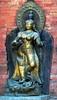 Nepal - Patan - Royal Palace Ratnakar Mahavihar - Statue - 7c (asienman) Tags: nepal paten asienmanphotography royalpalaceratnakarmahavihar