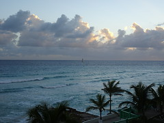 Barbados (Ekky) Tags: sunset sea hotel view barbados caribbean rostrevor