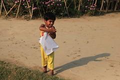 Village Boy (Heaven`s Gate (John)) Tags: road park school nepal boy shadow smile village young national dust chitwan johndalkin heavensgatejohn ghatgain