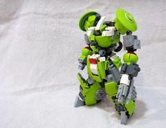 gcoref01 (chubbybots) Tags: lego armored core mech moc