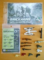 BrickArms Bricks Cascade 2016 Battle Pack (SEdmison) Tags: support battle brickarms brickscascade brickscascade2016 contributorpack