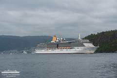Arcadia (Aviation & Maritime) Tags: cruise norway po cruiseship bergen arcadia pocruises