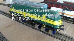 SNCB Nohab Sound Roco v LokSound (Neil Sutton Photography) Tags: dcc ho 187 roco modelleisenbahn modeltrains modelrailway baan hoscale modellbahn nmbs 5205 modeli sncb 5317 nohab eisenbahnmodell modelbaan modelarstvo homodel dccsound esuloksound dccconceptsrollingroad
