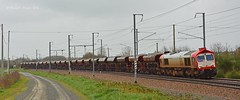 Class 77503 (- Oliver -) Tags: train class 77 infra sncf ballast 77503 vfli tremies