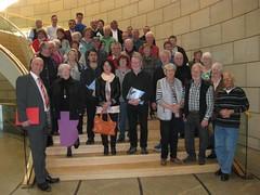 Besuchergruppe zu Gast im Landtag