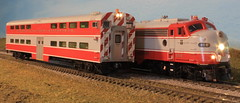 11/101 (Set and Centered) Tags: lighting railroad chicago scale car wisconsin digital train prime model power control painted dcc hobby led equipment southern sound etc motive passenger dual ho custom corp 187 command services mover decoder bilevel railroading emd esu wsor 567 loksound cmps