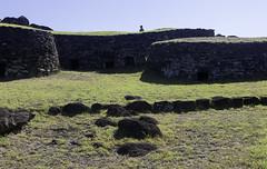 Orongo (blueheronco) Tags: volcano easterisland rapanui ranokau isladepascua orongo orongovillage
